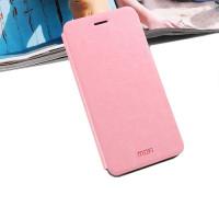 Чехол MOFI FLIP для смартфона Samsung Galaxy A3 SM-A300F розовый