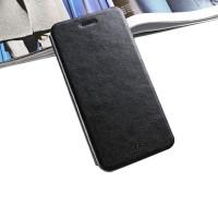 Чехол MOFI FLIP BLACK для смартфона Samsung Galaxy A5 2016 SM-A510F Черный