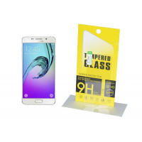 Акция! Защитное стекло для экрана смартфона Samsung Galaxy A7 (2016) A710F Скидка при покупке вместе с чехлом