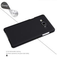 Чехол-бампер Nillkin MATTE BLACK для смартфона Samsung Galaxy A7 SM-A700F ЧЕРНЫЙ