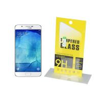 Акция! Защитное стекло для экрана смартфона Samsung Galaxy A8 A800F Скидка при покупке вместе с чехлом