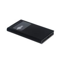 Чехол BRUM FLIP BLACK для смартфона Samsung Galaxy J5 SM-J500F черный