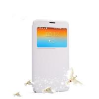 Чехол Nillkin SPARKLE FLIP WHITE для смартфона Samsung Galaxy J5 2016 SM-J510F Цвет: белый