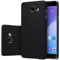 Чехол-бампер Nillkin MATTE BLACK для смартфона Samsung Galaxy J5 2016 SM-J510F ЧЕРНЫЙ