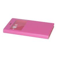 Чехол BRUM FLIP PINK для смартфона Samsung Galaxy J7 SM-J700F розовый
