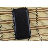 Чехол BRUM PRESTIGIOUS FLIP BLACK для смартфона Samsung Galaxy S5 SM-G900F Цвет: черный