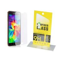 Акция! Защитное стекло для экрана смартфона Samsung Galaxy S5 SM-G900F (Скидка при покупке вместе с чехлом)